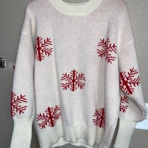Christmas/Winter Sweater